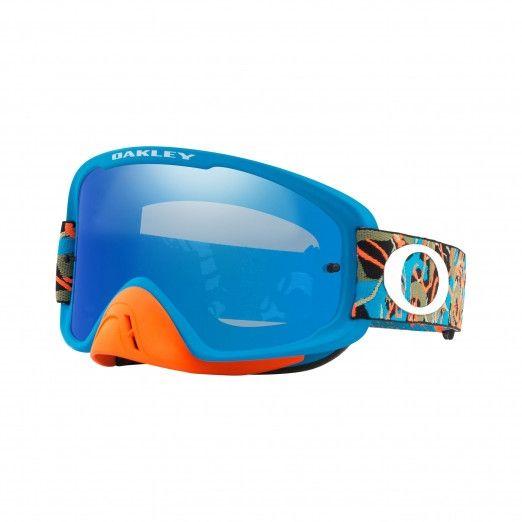 Oakley Crossbril O Frame 2.0 MX Camo Vine Jungle Iridium