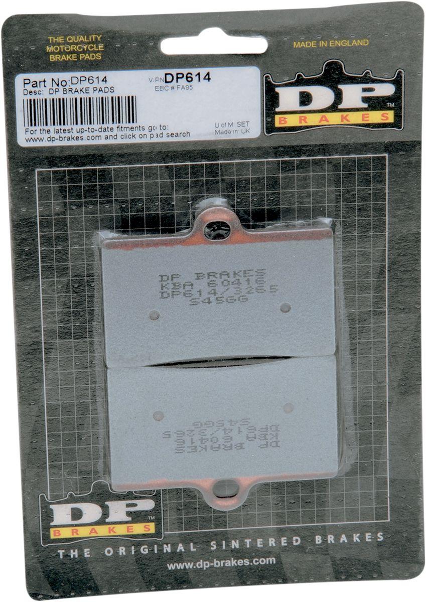 BRAKE PAD APR/BIM/DUC FRT