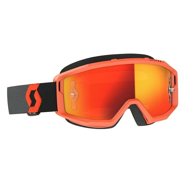 Scott Crossbril Primal Orange Chrome