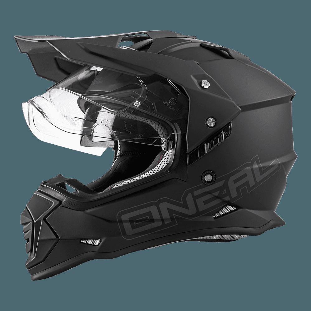 O'neal Crosshelm/Endurohelm Sierra II Flat Black