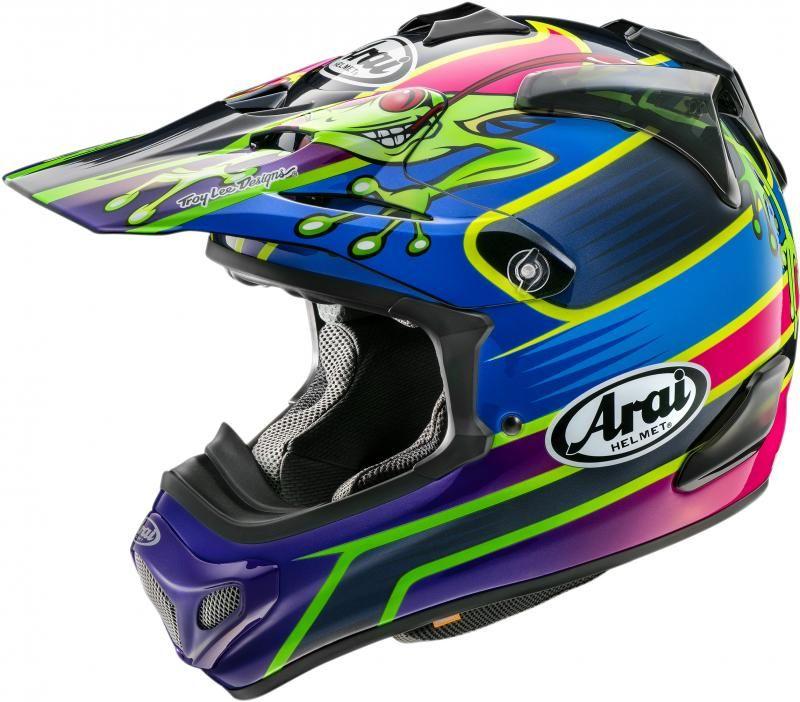 Arai Crosshelm MX-V Barcia Frog