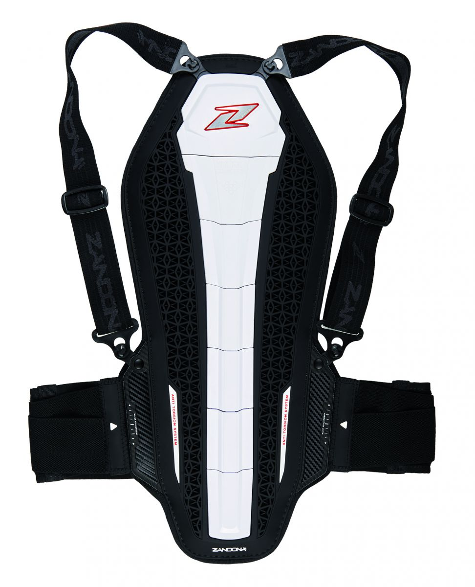 Zandona Hybrid Back Pro (1306) Black-White X8 L