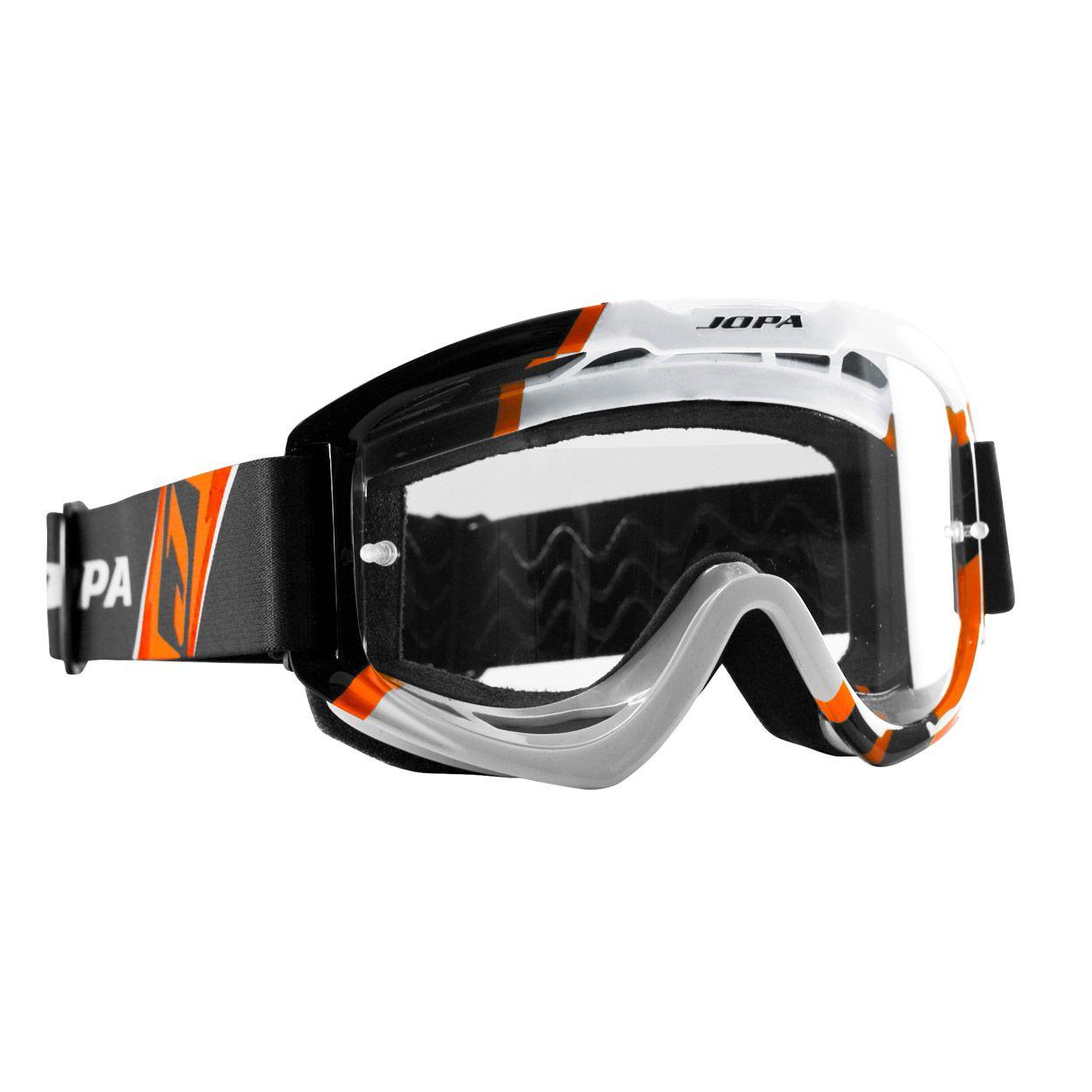 Jopa Crossbril Venom II Graphic Black-White-Orange