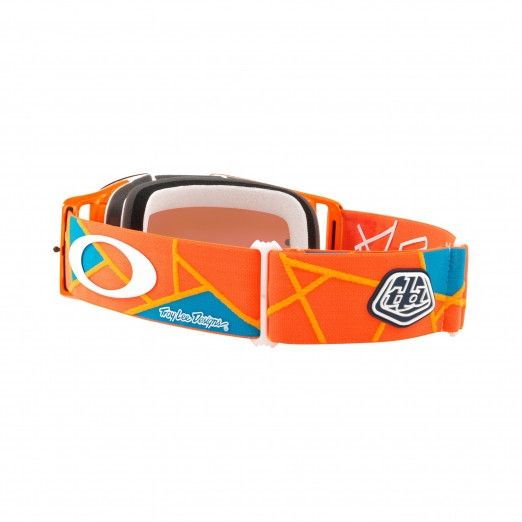 Oakley Crossbril Front Line TLD Metric Red/Orange