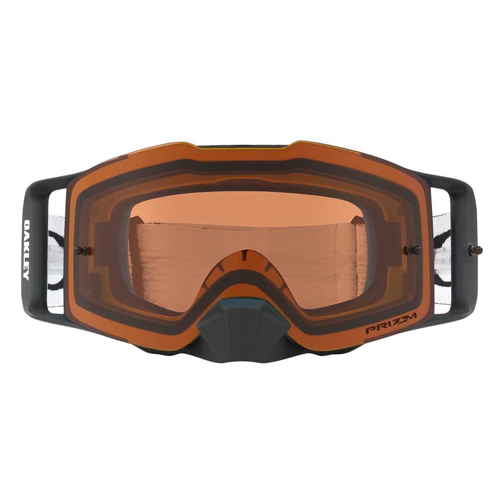 Oakley Crossbril Front Line MX Matte Black Speed/Prizm™ Bronze