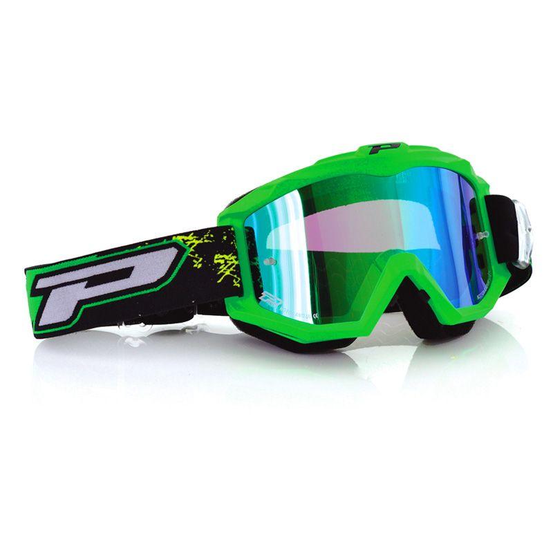 Progrip Crossbril 3204 Fluo Green/Mirror Green