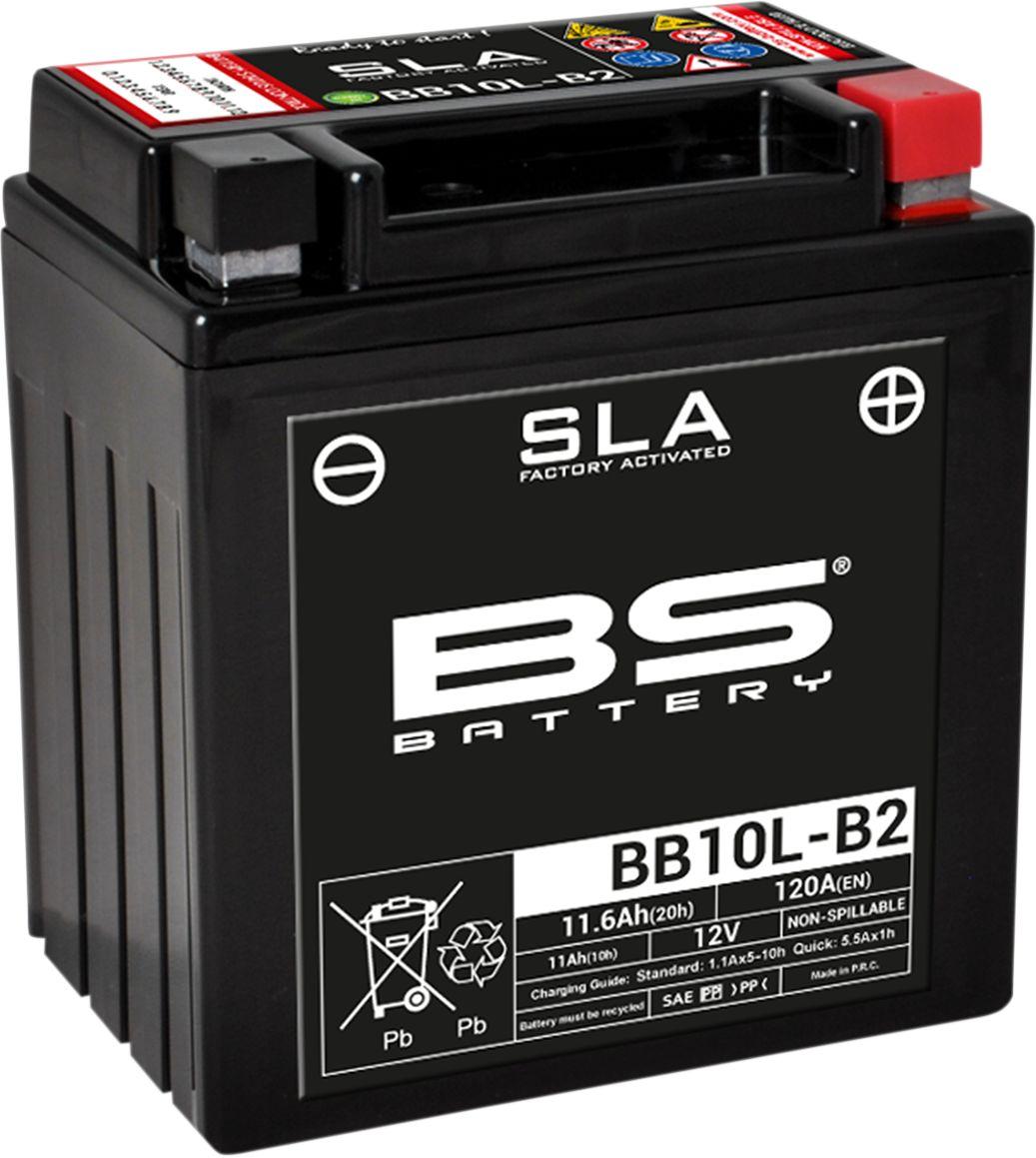 BATTERY BS BB10L-B2 SLA