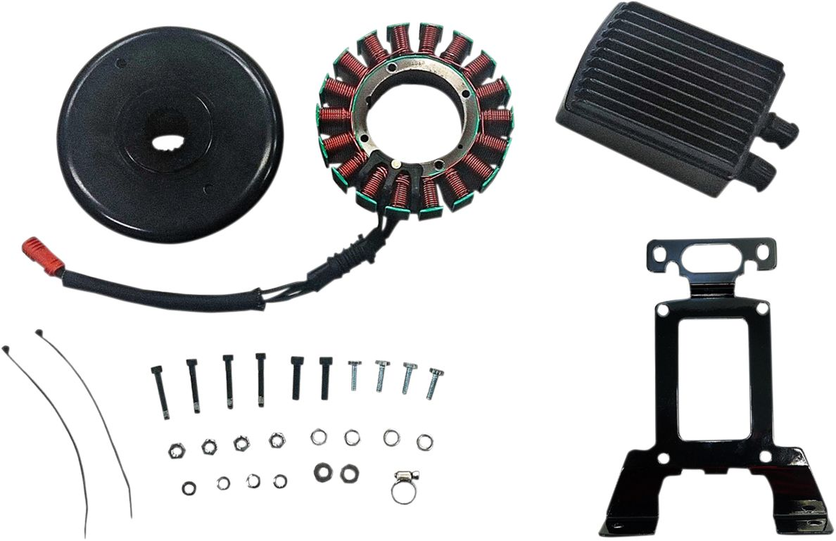 KIT CHARGING 54A BLK