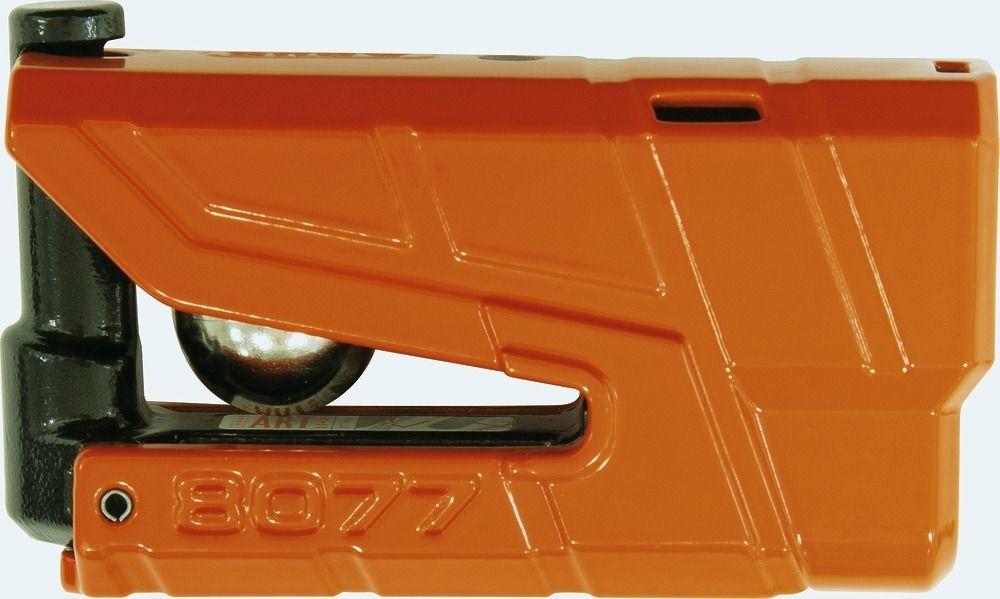 ABUS Disclock 8077 detecto orange