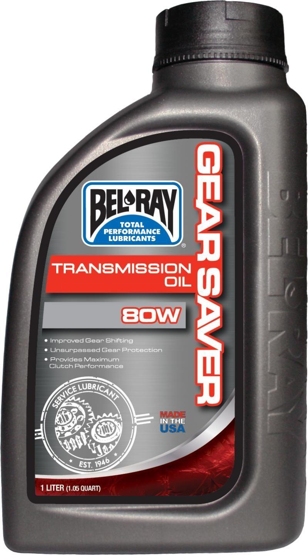 Bel-Ray Transmission Oil 80W 1 Liter