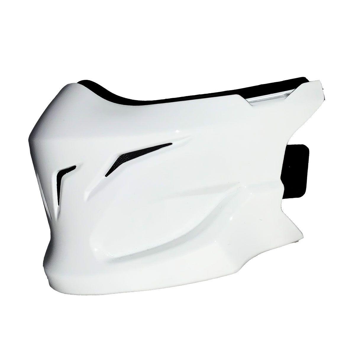 Scorpion Masks voor de Scorpion EXO-Combat Jethelm-Wit