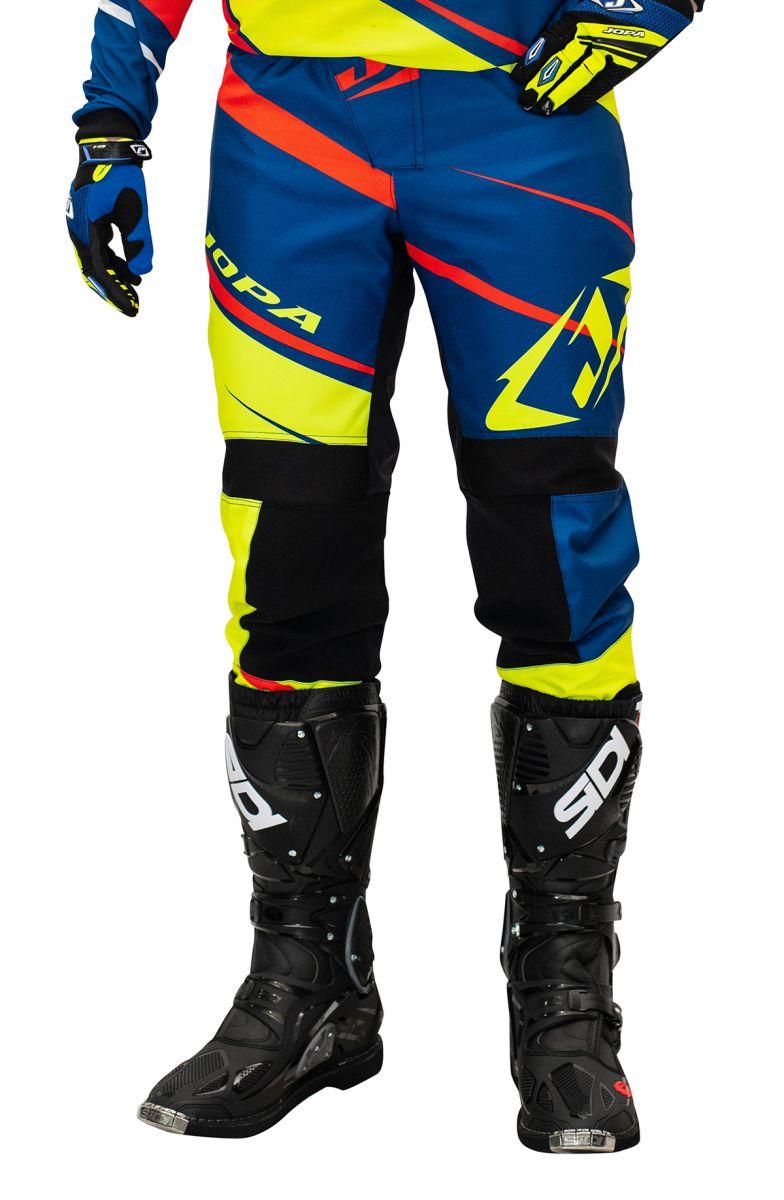 Jopa MX-Pants 2020 Rush Neon Yellow-Navy 28