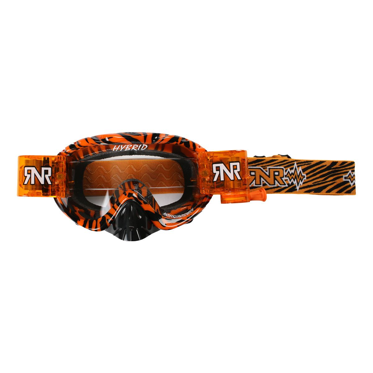 Rip 'n Roll Bril Hybrid + Roll Off Wild Orange