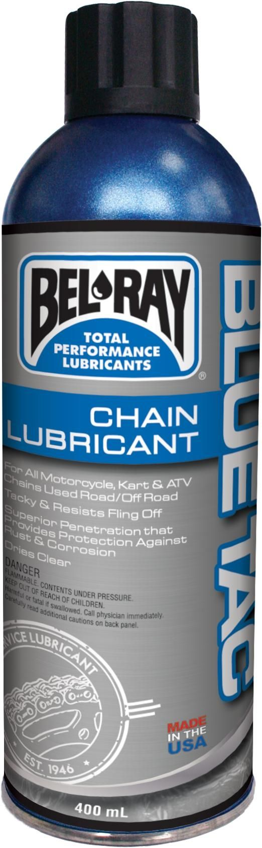 Bel-Ray Blue Tac Chain Lube 400 ML