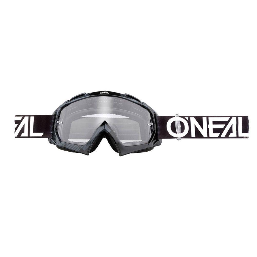 O'Neal Crossbril B10 Pixel Black/White/Clear