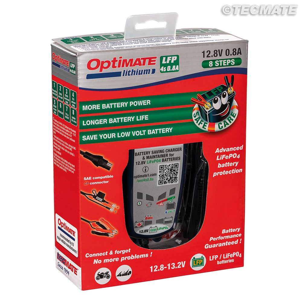 CHARGER OPT LITH 4S 9A