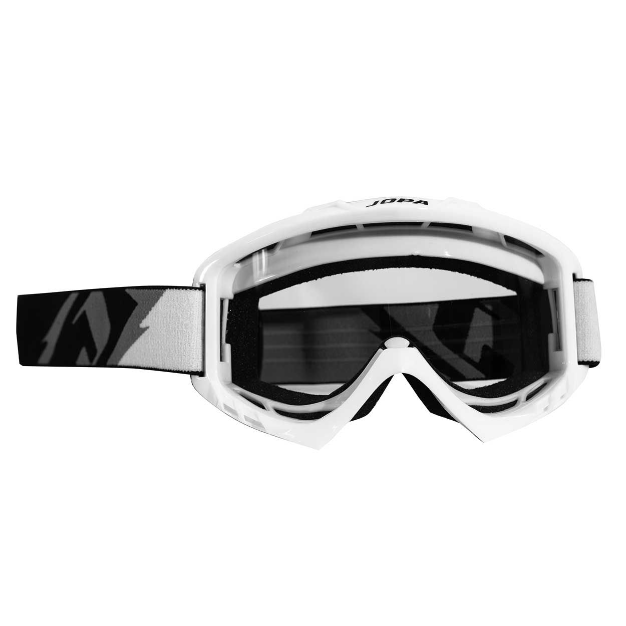 Jopa MX-Goggle Poison White