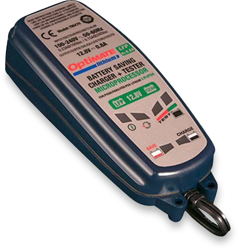 CHARGER OPT LITHIUM 0.8A