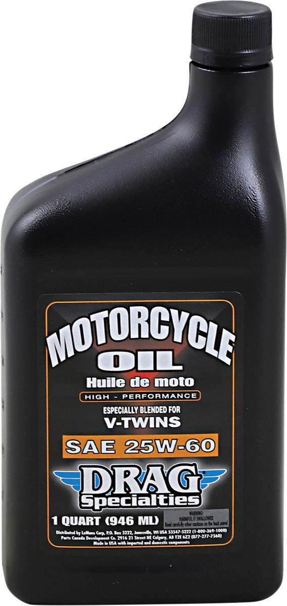 OIL-DRAG 25W60 QT CS/12