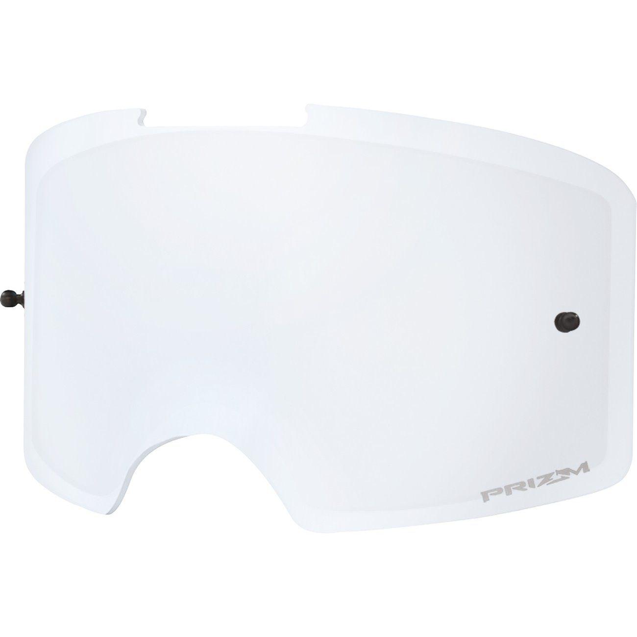 Oakley lens voor Oakley Front Line MX-Helder