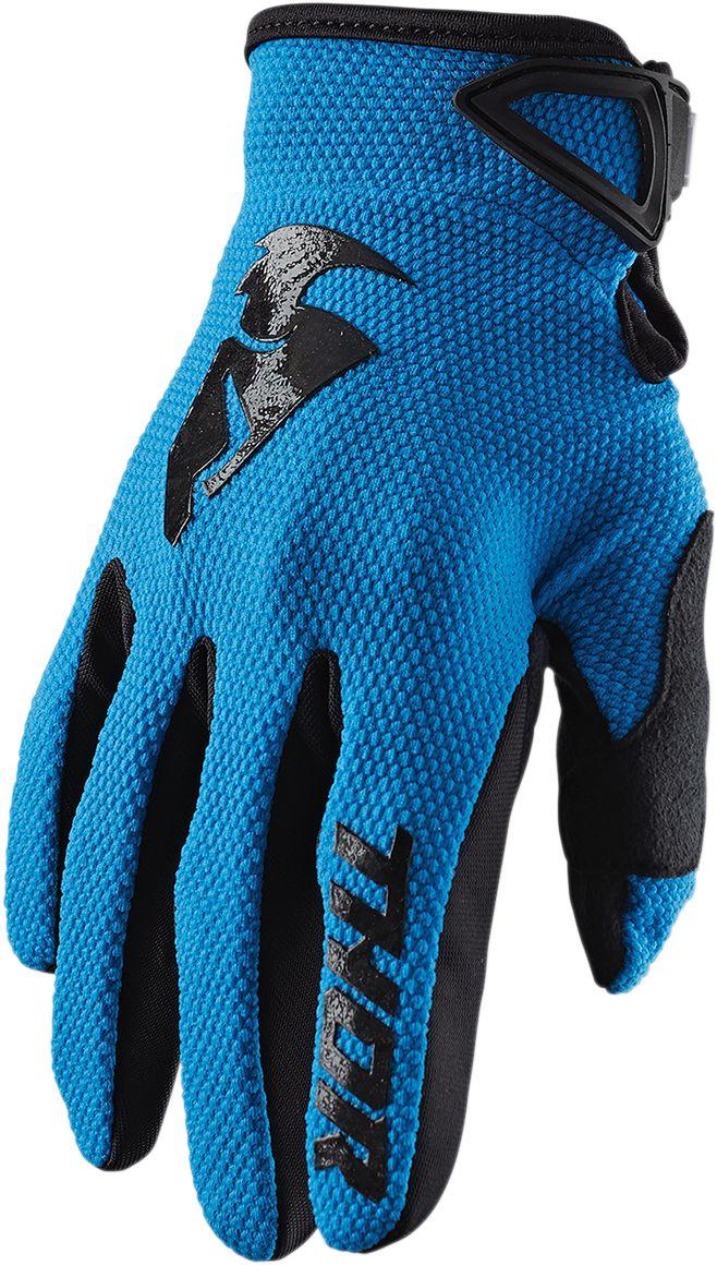 GLOVE S20 SECTOR BLUE XS