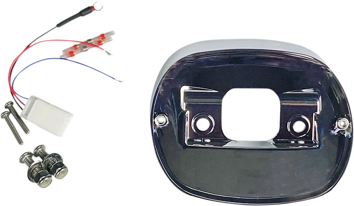 BASEPLATE TAILLIGHT CHR