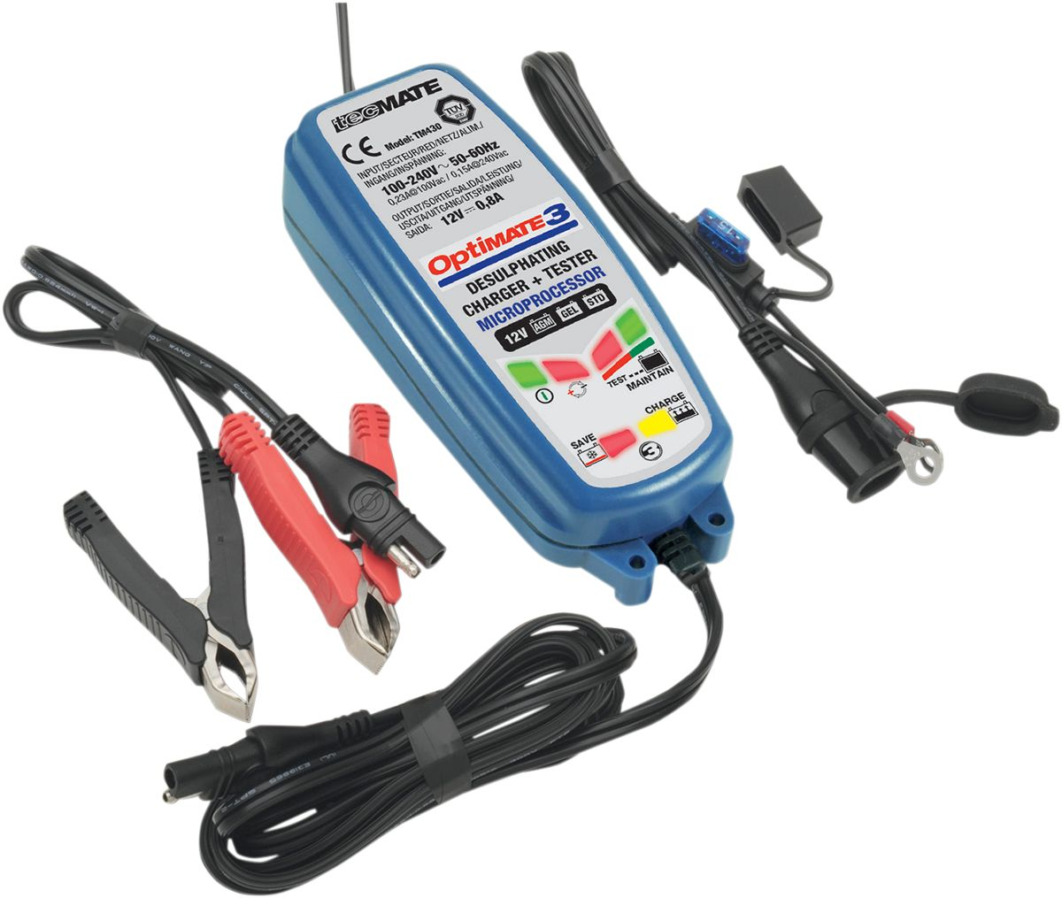 CHARGER OPTIMATE 3