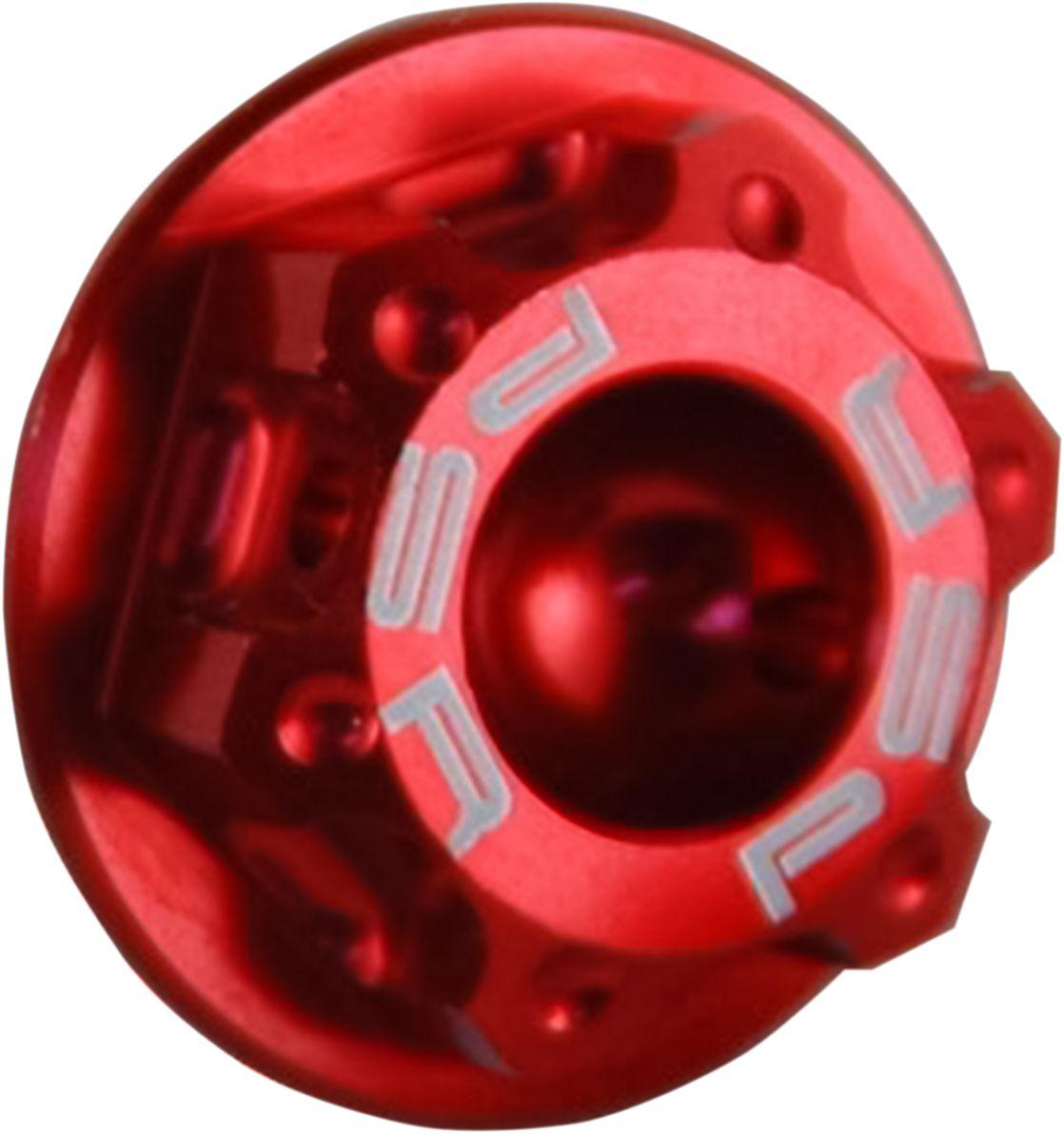 DRAIN PLUG 12X1.5X15 RED