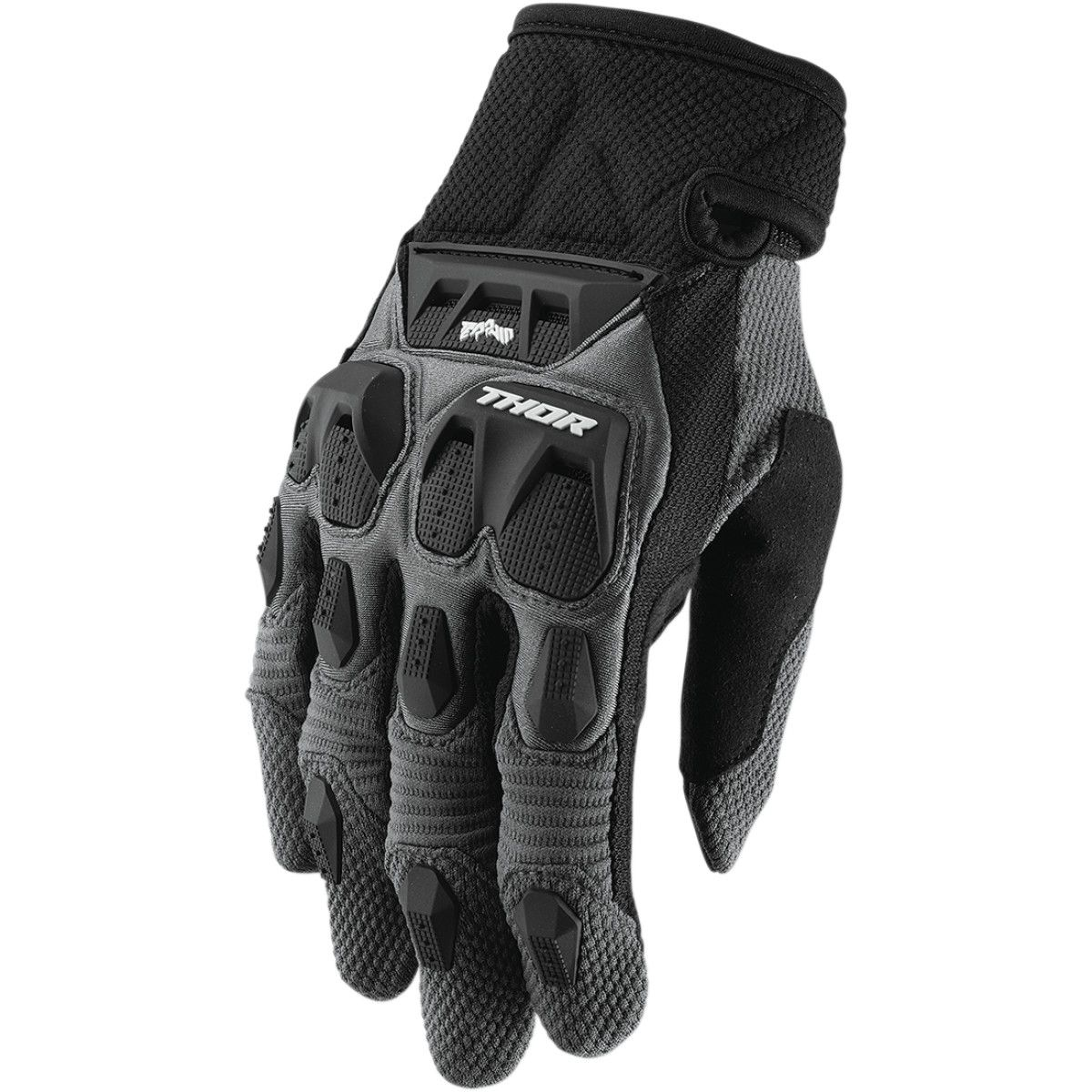 Thor Terrain Enduro Handschoenen Black/Grey