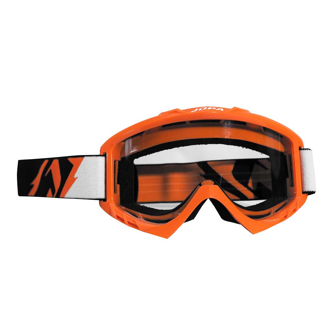 Jopa MX-Goggle Poison Orange