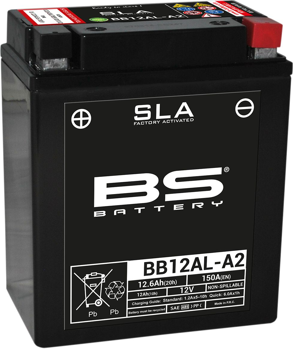 BATTERY BS BB12AL-A2 SLA