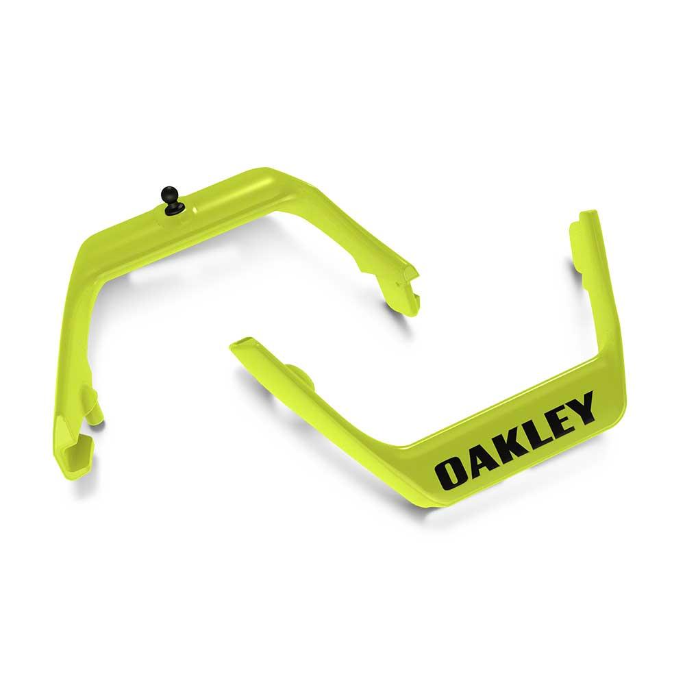 Oakley Airbrake Outrigger-Metallic Green