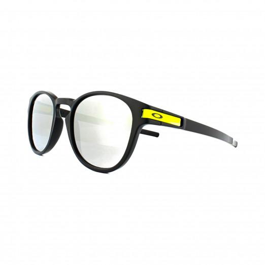 Oakley Latch VR46 Zonnebril Chrome Iridium