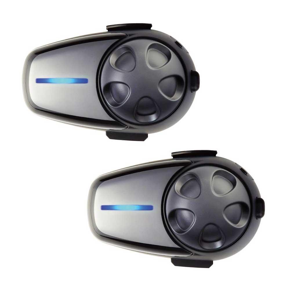 Sena Headset SMH-10 Bluetooth Stereo Headset/Intercom (Universele Mic) Dual (SMH10D-11)