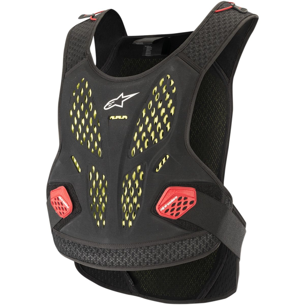 Alpinestars Sequence Bodyprotector Black/Red