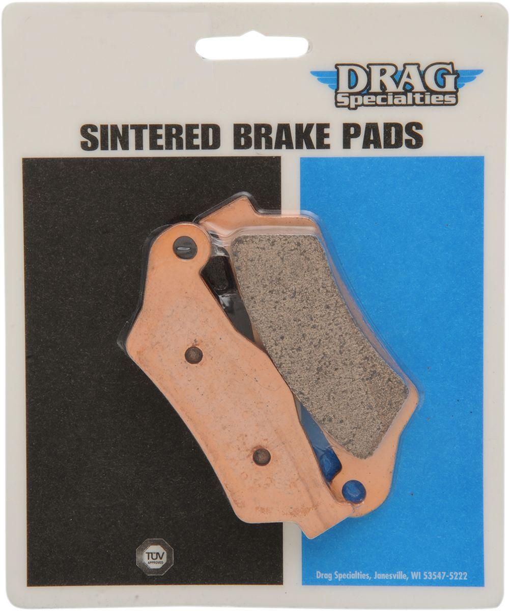 BRAKE PAD - DRAG SINTERED