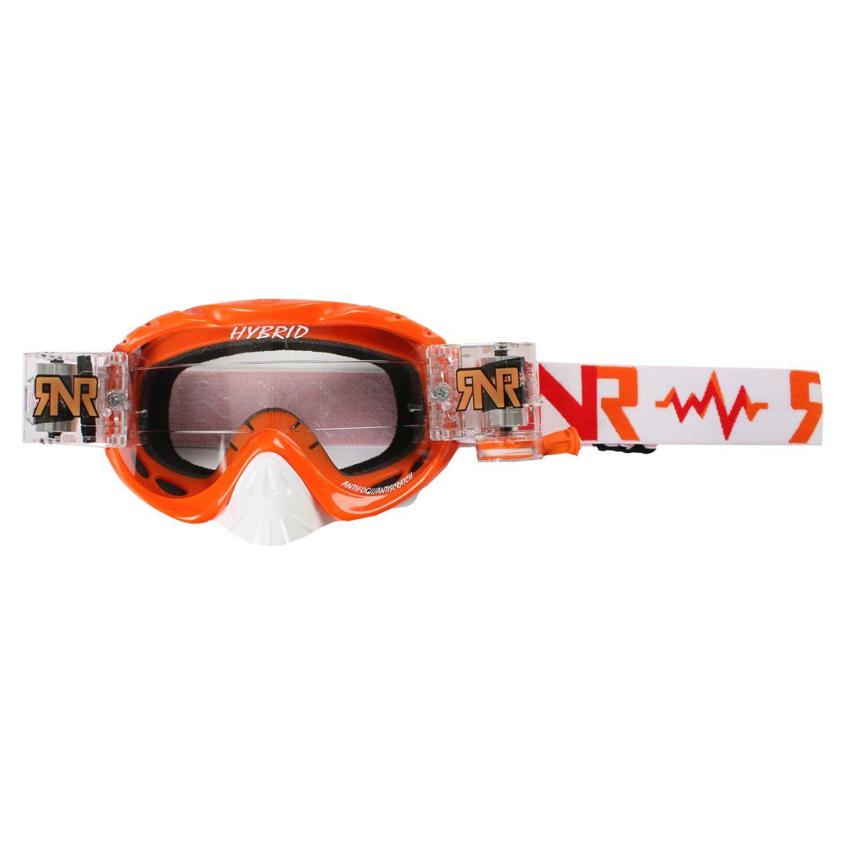 Rip 'n Roll Bril Hybrid + Roll Off Orange