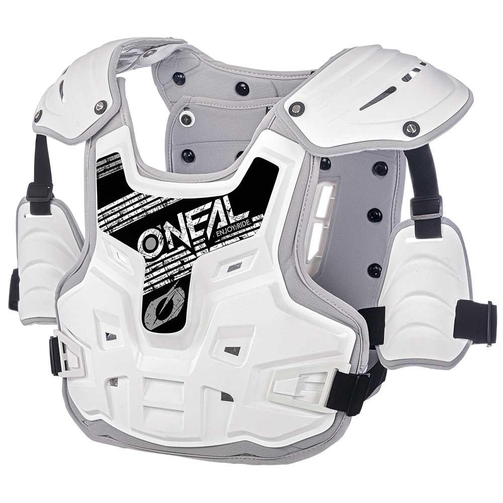 O'Neal Body Protector PXR White/Gray