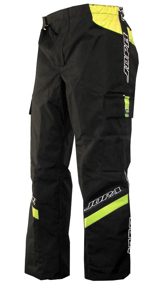 Jopa Baggypants 28 Black Yellow