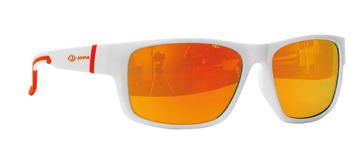 Jopa Sunglasses Forta White-Orange